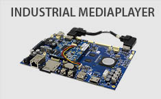 Industrial Mediaplayer