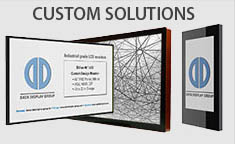 Custom Solutions | Flat Panel Displays