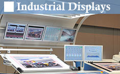 Industrial Displays | Industrial Monitors