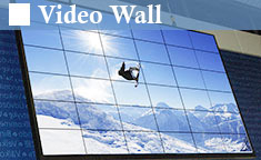 Video Wall | Industrial Monitors